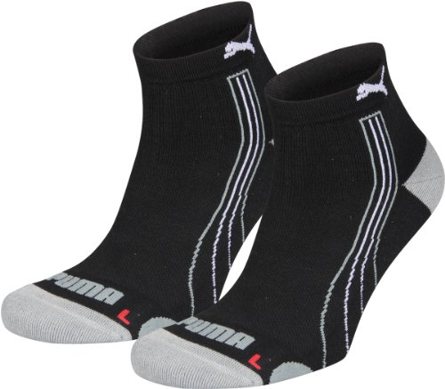 Puma Urban Flyer Technical Running Sock - Black