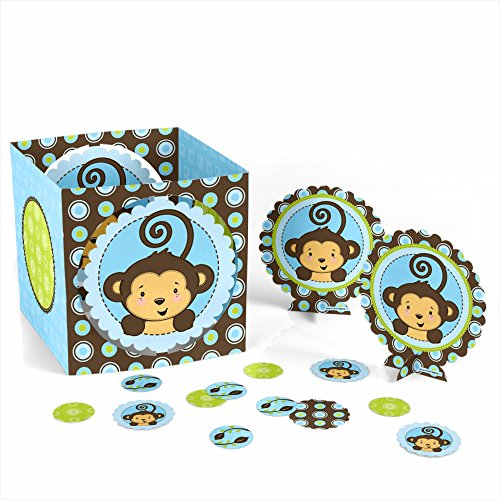 Monkey Boy - Party Table Decorating Kit
