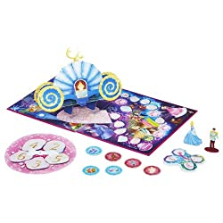 [Best price] Games - Disney Princess Pop-Up Magic Cinderella's Coach Game - toys-games