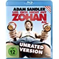 Leg dich nicht mit Zohan an (Unrated Version) [Blu-ray]