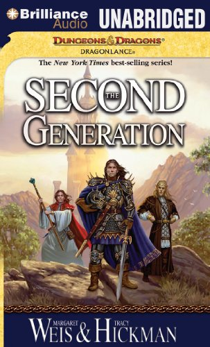 The Second Generation (Dugeons & Dragons: Dragonlance)