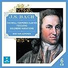 J. S. Bach : Le Clavier bien temp�r� -  Toccatas - Variations Goldberg