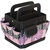 Everything Mary Desktop Scrapbook Organizer, Medium, Purple/Black