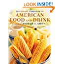 The Oxford Companion to American Food and Drink (Oxford Companions)