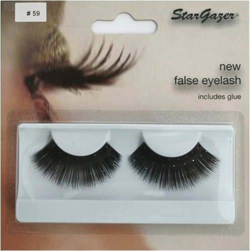 Stargazer Feather Eye Lashes #59
