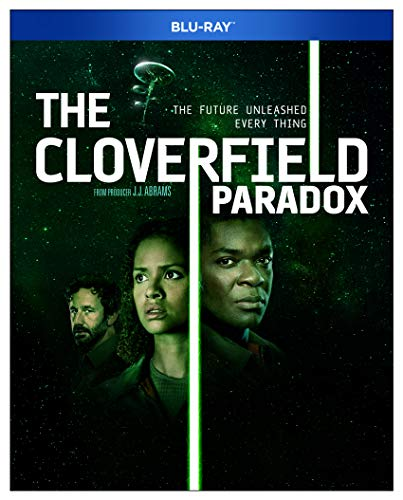 Blu-ray : The Cloverfield Paradox (Widescreen, Dolby, AC-3, Amaray Case, Dubbed)