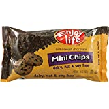 Enjoy Life Semi-Sweet Chocolate Chips, Gluten, Dairy, nut & Soy Free, Mini Chips (5 Pound Bag)
