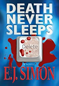 Death Never Sleeps by E. J. Simon ebook deal