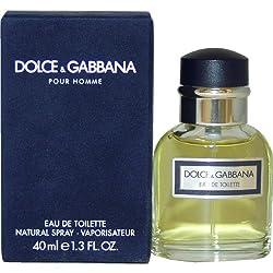 Dolce and Gabbana Eau De Toilette Spray, 39.63ml