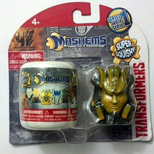 Transformers 4 Age of Extinction Mash'ems Series 1 Drift - 1