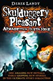 Derek Landy Armageddon Outta Here - The World of Skulduggery Pleasant