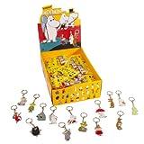 Kidrobot Moomin Series Enamel Keychain