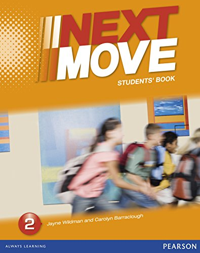 Next Move Spain 2 Students' Book