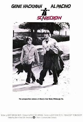 Scarecrow 11x17 Movie Poster (1973)