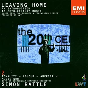 Leaving Home, Tonality, Colour, The American Way and Music Now by EMI