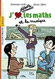 """Afficher """"J'déteste les maths et la musique"""""""
