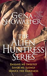 The Alien Huntress Series