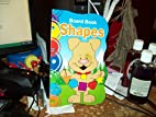 Board Book Shapes by Bendon