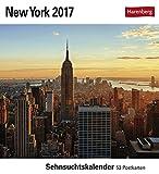 Kalender 2017 Tischkalender Sehnsuchtskalender New York 17