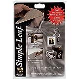 Speedball Mona Lisa Silver Simple Leaf, 18 Sheet Pack