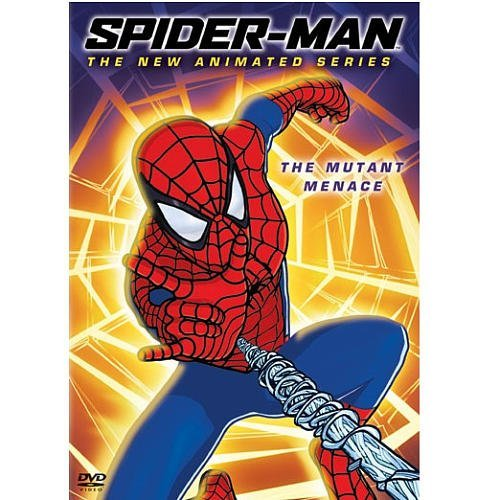 Spider-Man The New Animated Series: The Mutant Menace DVD