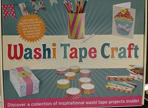 Washi Tape Craft by Kate Thomson