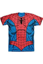 Small Spider-Man Costume T-Shirt S