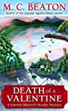 M.C. Beaton Death of a Valentine (Hamish Macbeth Murder Mystery)
