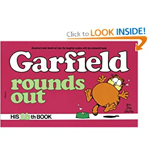 Garfield Rounds Out: His 16th Book (Garfield Classics) Jim Davis