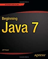 Beginning Java 7 Front Cover
