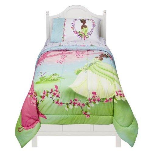 Disney The Princess The Frog Comforter Twin 44 99 Princess And The Frog Sheets