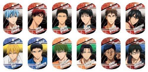 Kuroko's Basketball – Chara Metal Tag (12pcs) by ensky by ensky jetzt bestellen