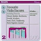 echange, troc Arthr Grumiaux, Compositeurs divers - Encores célèbres de violon