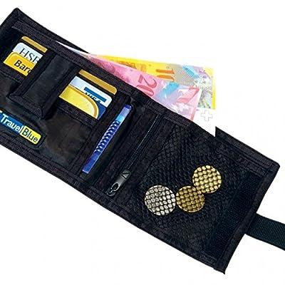 Travelblue Secret Sliding Wallet