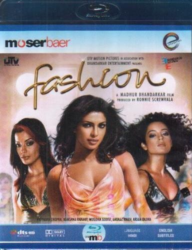 Fashion (2008) (Bollywood Movie / Indian Cinema / Hindi Film Blu ray DVD) [Blu-ray]