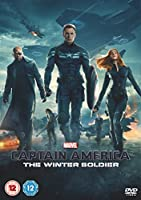 Captain America: The Winter Soldier [DVD]