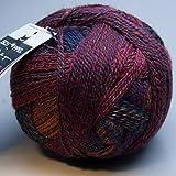 Schoppel-Wolle Crazy Zauberball Fb. 2248 Zimtschnecke, 100 g