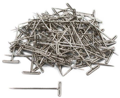 "Hobbico 1-1/2"" Steel T-Pins (100-Piece)"