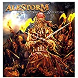 Black Sails at Midnight by Alestorm (2009) Audio CD