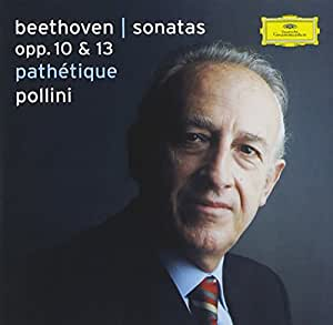 Beethoven - Sonates pour piano op.10 n°1-3 / op.13