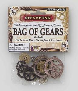 Steampunk Bag of Gears Standard