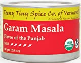Teeny Tiny Spice Co of Vermont Organic Garam Masala, 2.8 Oz