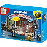 Playmobil Adventskalender Polizeialarm! 4168