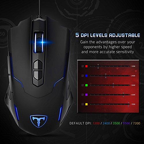 high dpi gaming mice