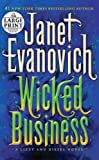Wicked Business: A Lizzy and Diesel Novel (Random House Large Print)