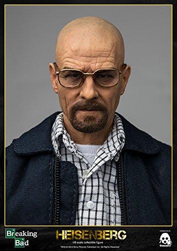 Breaking Bad Heisenberg 1/6スケール  ABS&PVC製 塗装済み可動フィギュア