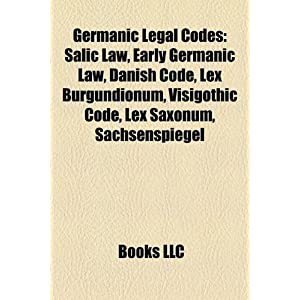 Early Germanic Law Lex Saxonum | RM.