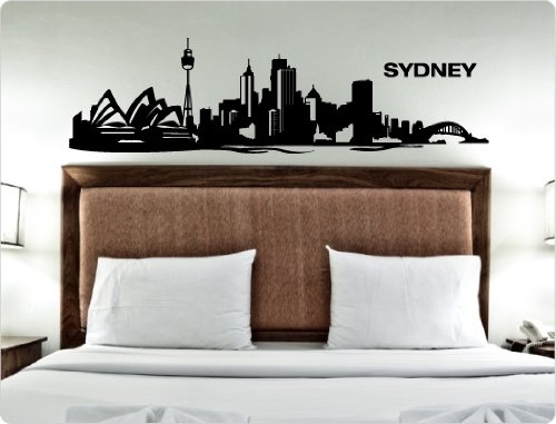 i-love-de-pared-adhesivo-10475-adhesivo-de-pared-skyline-sydney-n-1-blanco-200-x-55-cm