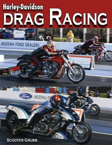 Harley-Davidson Drag Racing