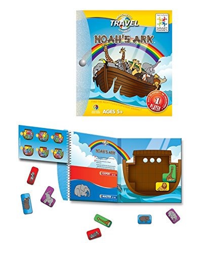 Noah's Ark Magnetic Travel Game